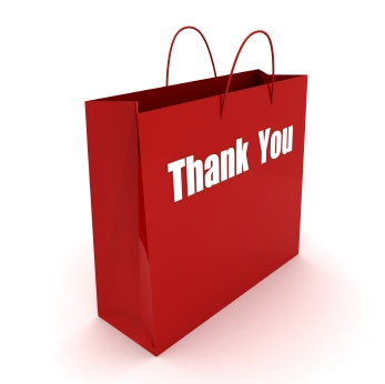 Thank You Email to Customer