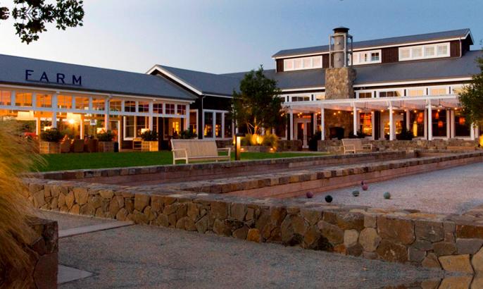 Top 10 resorts de golf alrededor del mundo for Carneros inn napa valley