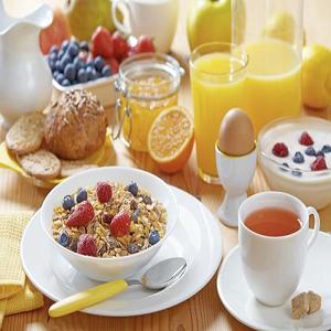 Healthy Breakfast Options & Ideas