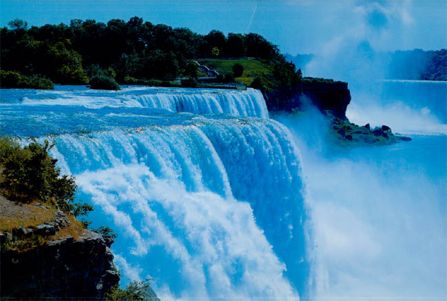 Top 10 most beautiful waterfalls on the earth Top 10 most beautiful places in america