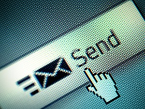 Email Send Button