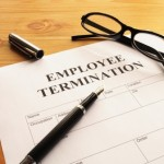Employee Termination Announcement Email