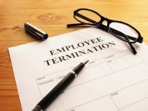 employee termination contract