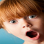 Kid shocked