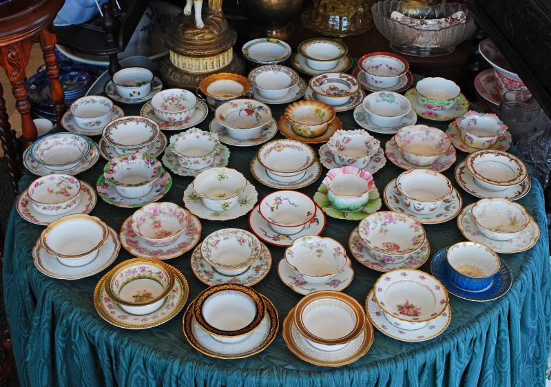 Antique China Collection
