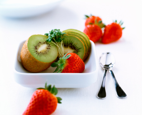 Best Way to Eat Kiwi Fruit