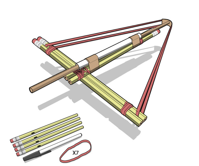 Diagram of the Crossbow
