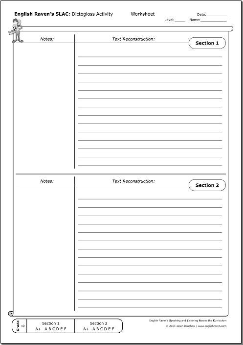 Printable Worksheets for Teachers