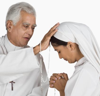 How to Address Catholic Clergy