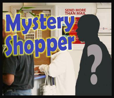 Mystery Shopp