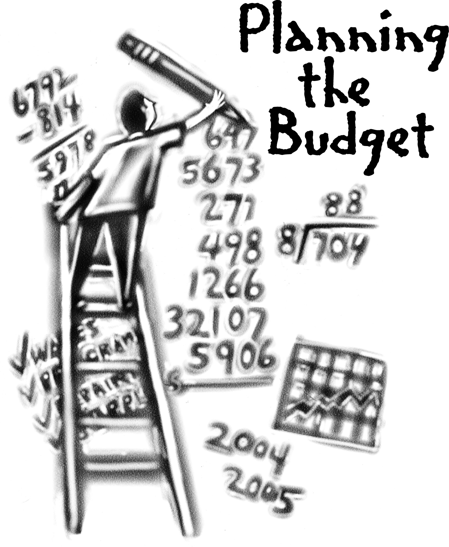 Budget Your Money in College