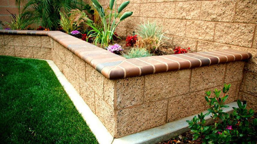 How to Build a Masonry Planter
