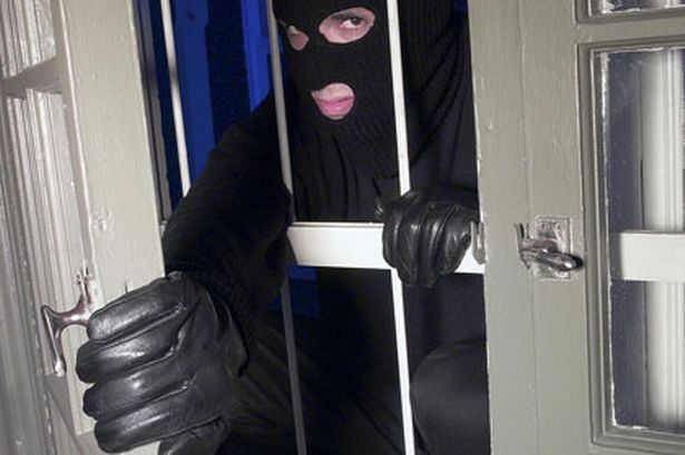 Burglar-Proof Door