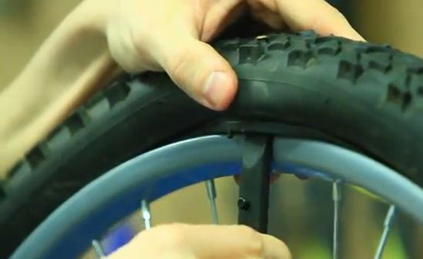 How to Change a Bike Tire Tube Step By Step