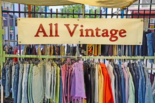 All Vintage Clothes