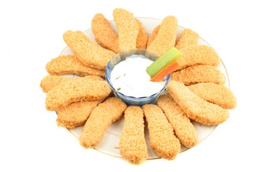 Crispy Chicken Strips Recipe
