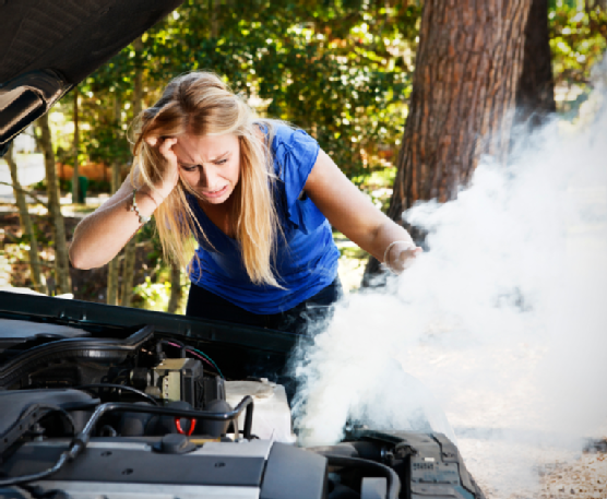 how to cool down your car engine