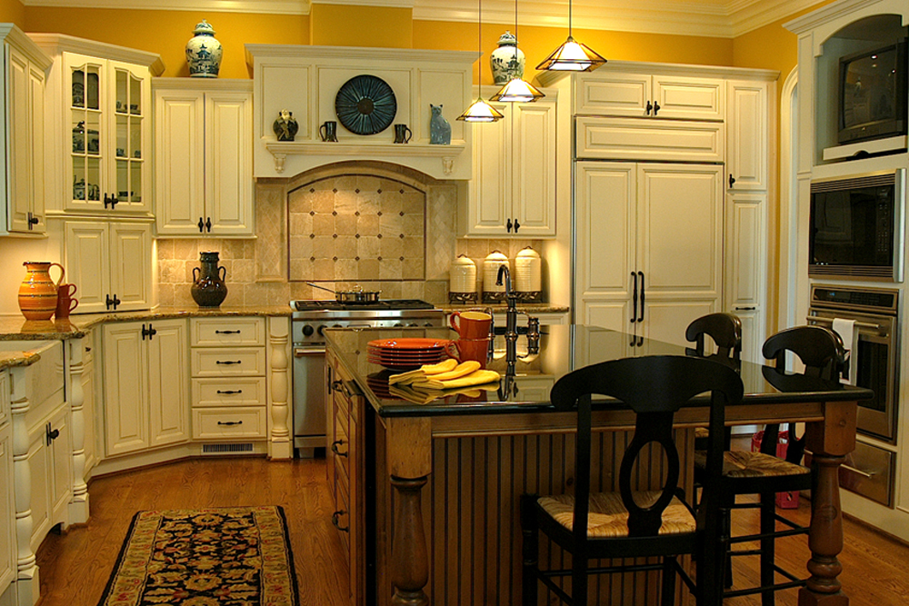 How to create a tuscan kitchen for Tuscan kitchen designs photo gallery