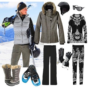 Dressing for Skiing