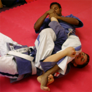 Escape From an Armbar