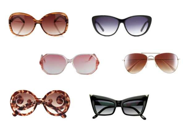 How to Find Sunglasses for Your Face