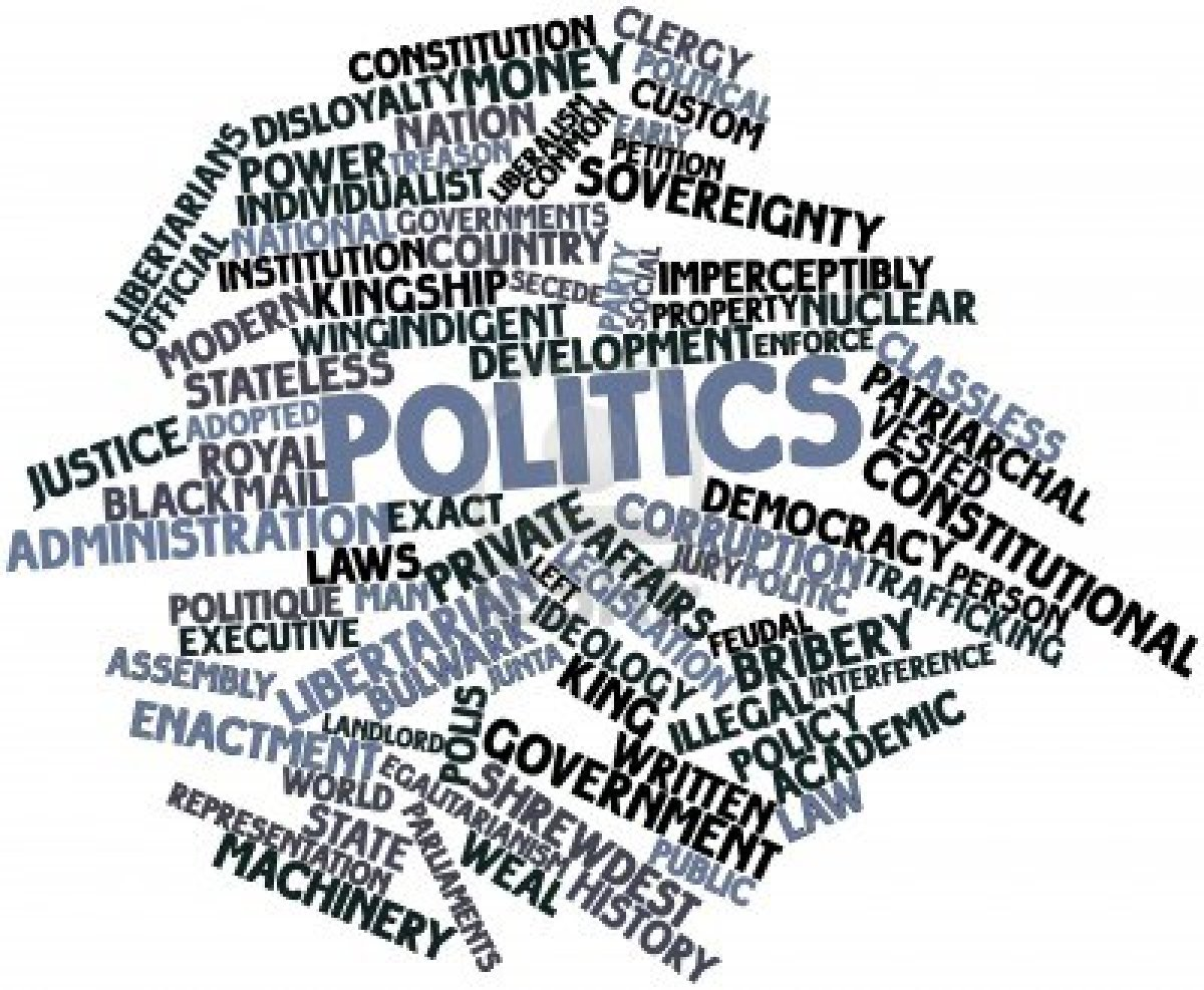 Get Interested in Politics