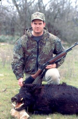 Hunt Feral Hogs