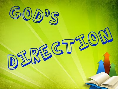 God's Direction