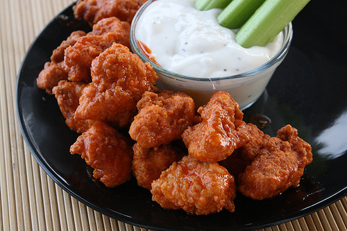 Boneless BBQ Chicken