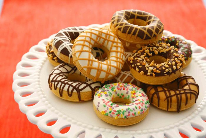 Commercial Donuts