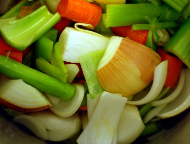 Make Homemade Vegetable Stock