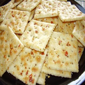Hot and Spicy Crackers