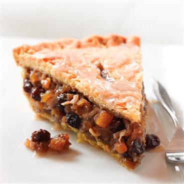 Macaroon Top Apple Pie