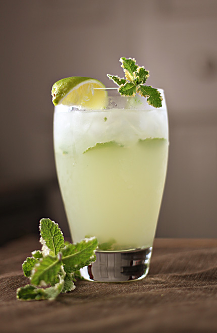 Mojitos with Lime Juice
