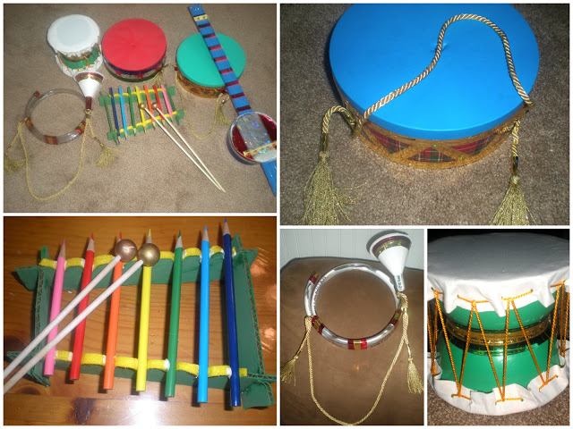 Musical Instruments for Children