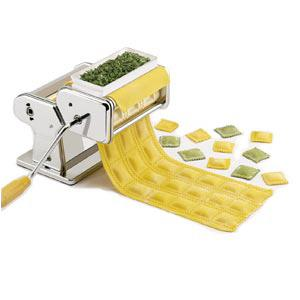 kitchenaid ravioli maker instructions