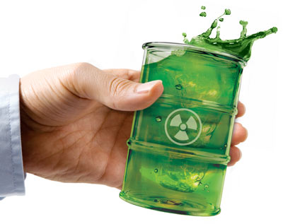Toxic waste drink