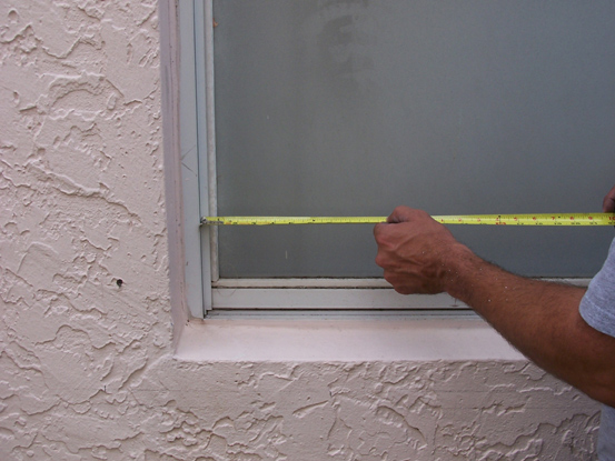 Measure a Window