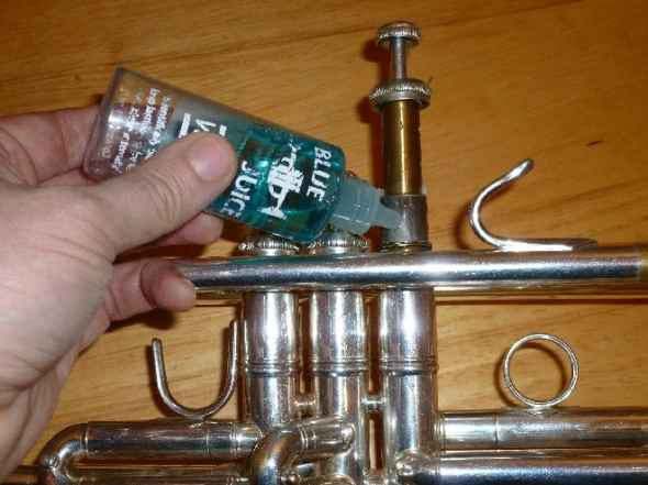 How to Oil Trumpet Valves