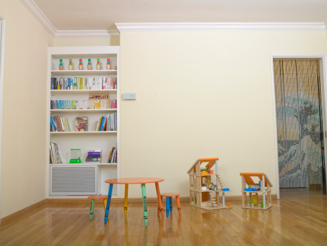 How to Organize Toys in Playroom