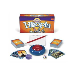 Hoopla board game