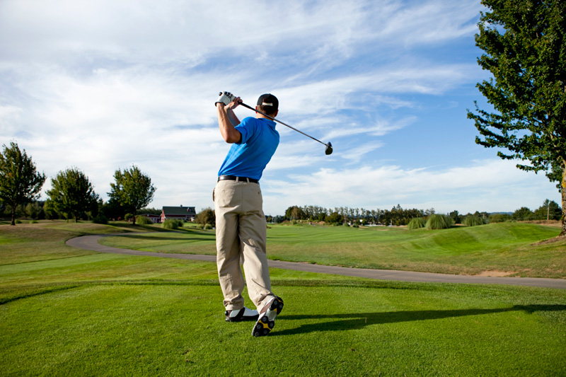 Prevent Golf Injuries