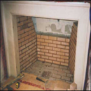 How To Repair A Fireplace Firebox