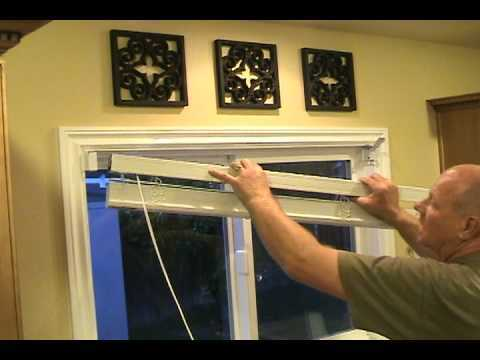 Replacing Slats on Blinds