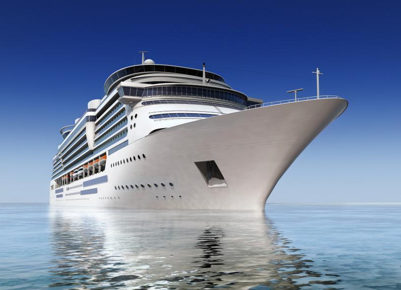 luxury white cruise