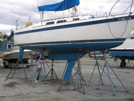 Sell a Sailboat