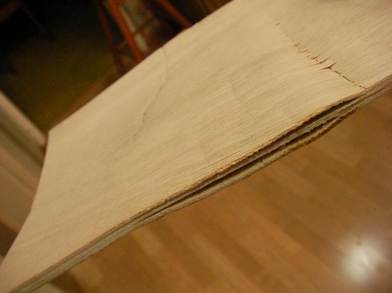Warped Wood