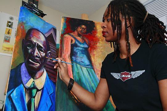 Jamaican Painters