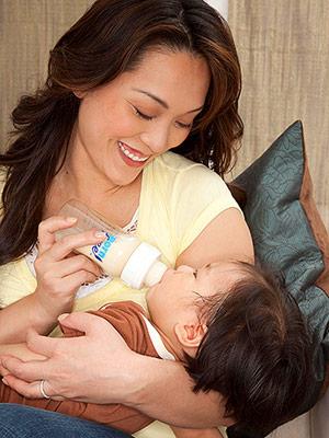Supplement Breastfeeding with Formula