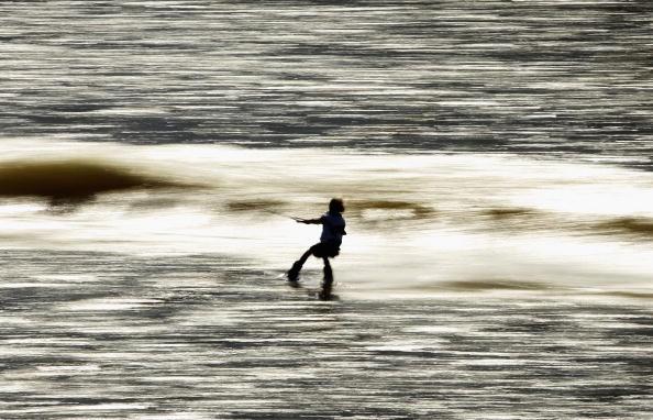 Child to Water Ski